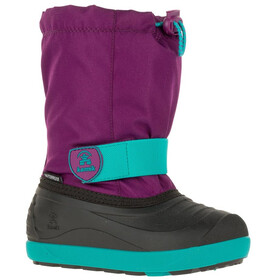 Kamik Jet Shoes Child purple/teal-violet/sarcelle